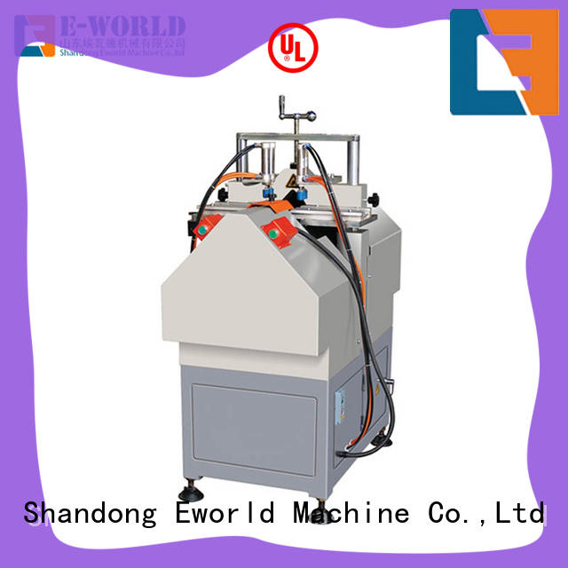 Eworld Machine latest upvc windows doors equipment factory for manufacturing