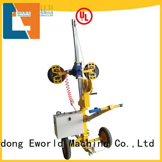Eworld Machine standardized glass transport lifter factory for distributor