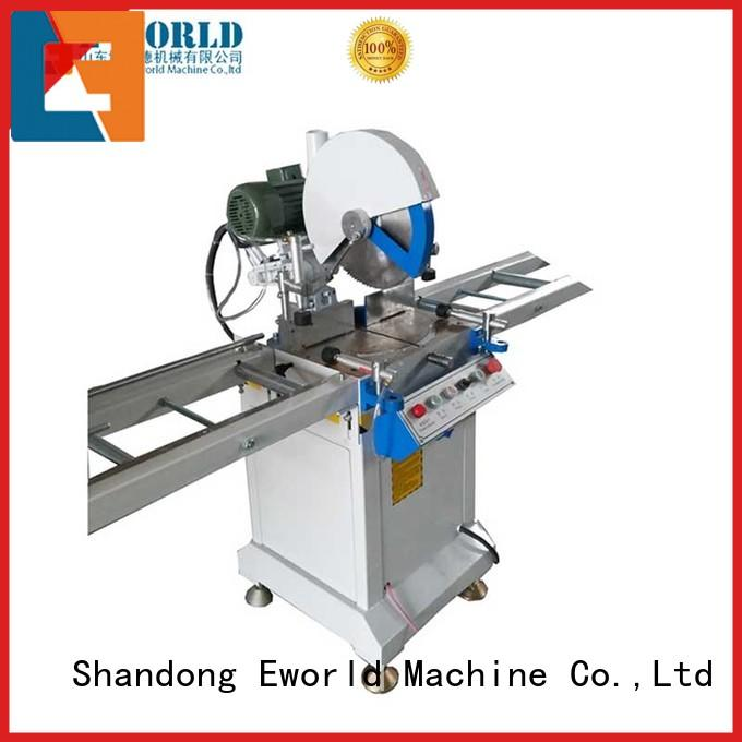 customized upvc cutting machine welding factory for importer