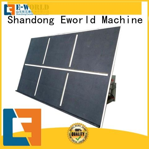 Eworld Machine automatic manual mosaic glass cutting table foreign trader for machine
