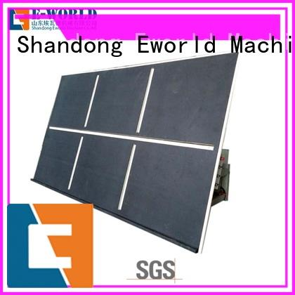 Eworld Machine reasonable structure automatic glass cutting machine foreign trader for sale