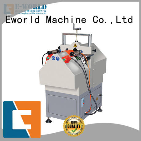 Eworld Machine professional pvc door window machine supplier for manufacturing