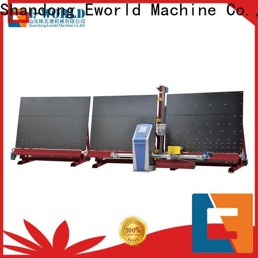 Eworld Machine line insulating glass machine factory for industry