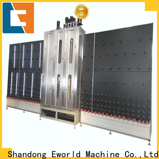 technological open top vertical glass washer vertical supplier for manufacturing