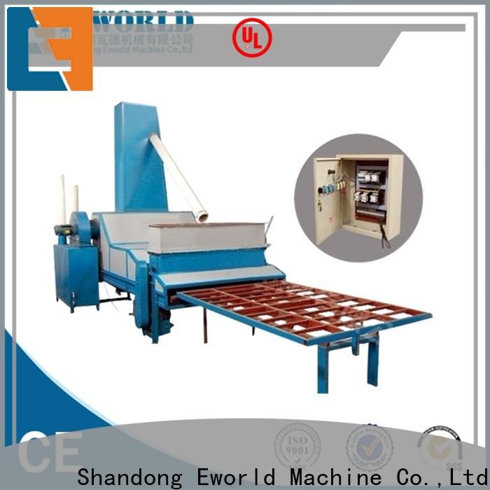 Eworld Machine sandblasting furniture glass sandblasted machine from China for industrial production