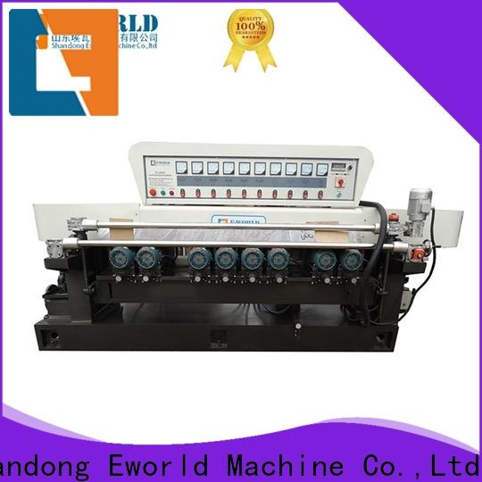 trade assurance small glass edge polishing machine multi OEM/ODM services for manufacturing