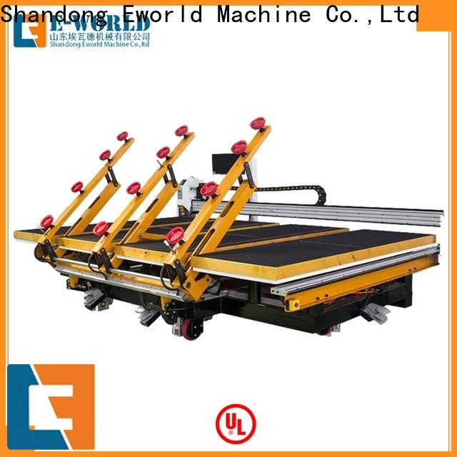 Eworld Machine reasonable structure glass cutting table for sale exquisite craftsmanship for sale