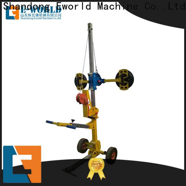 Eworld Machine unloading glass loading unloading lifter for distributor