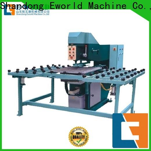 Eworld Machine drilling glass drilling machine manufacturers maker for manufacturing