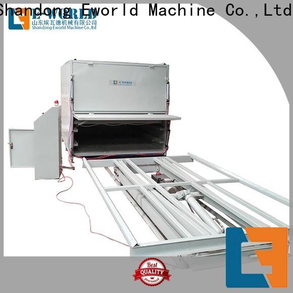 Eworld Machine fine workmanship glass laminating machine for sale order now for manufacturing