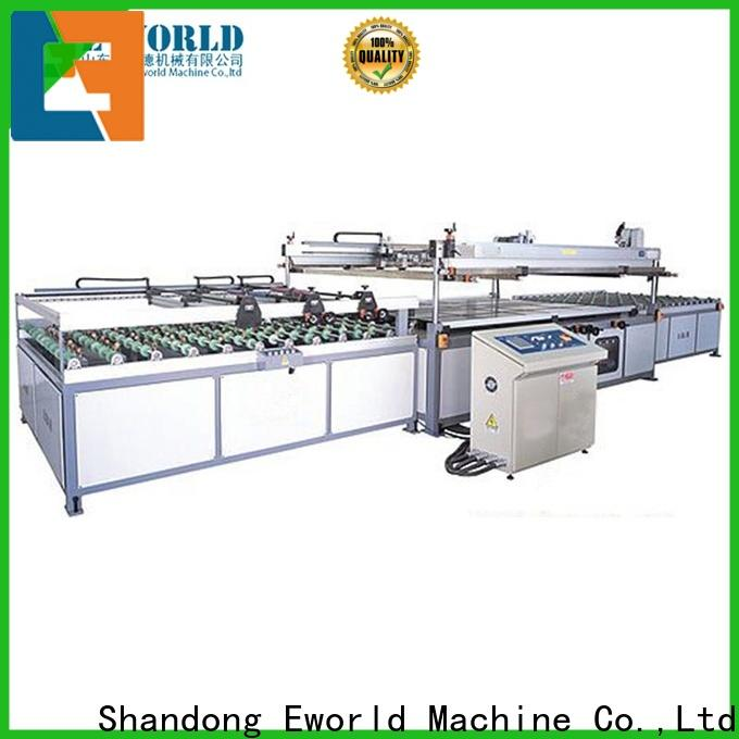 original paper film screen printing machinery automatic manufacturer for industrial production