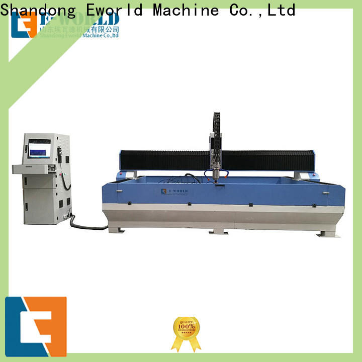 stable performance cnc glass drilling milling machine shaped dedicated service for sale