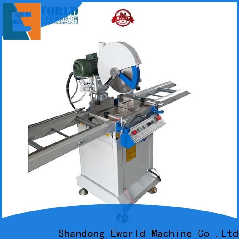 customized upvc machine mullion supplier for importer