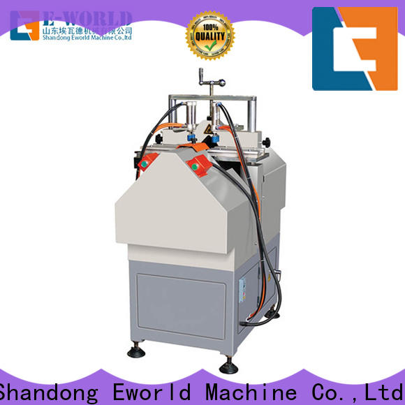 new pvc door window machine profile order now for manufacturing