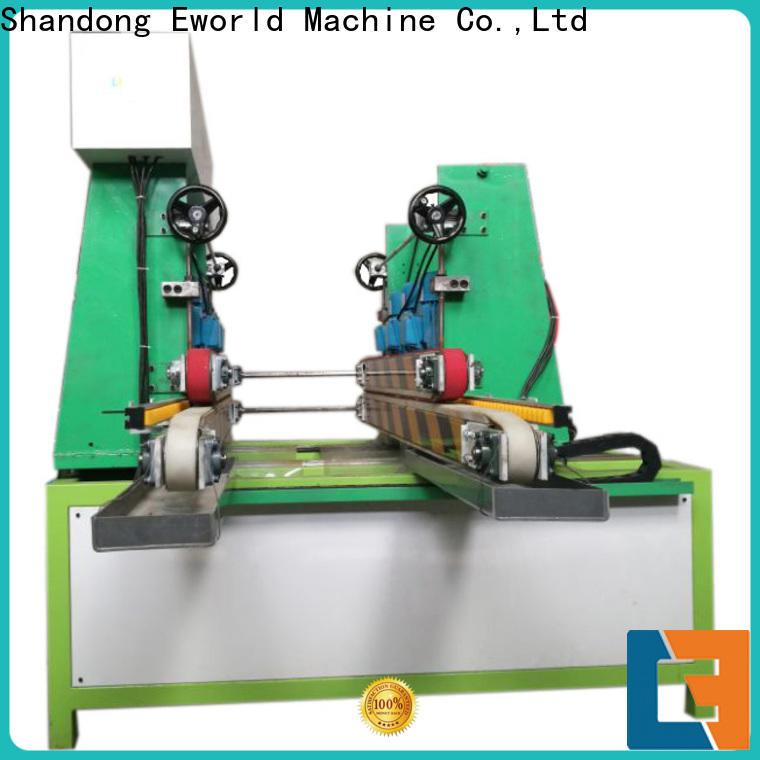 Eworld Machine multi small glass edge polishing machine supplier for industrial production