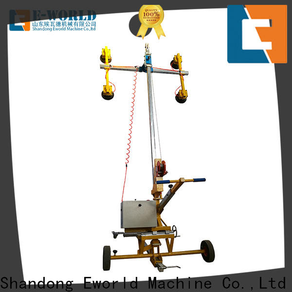 Eworld Machine vacuum battery glass vacuum lifter terrific value for industry