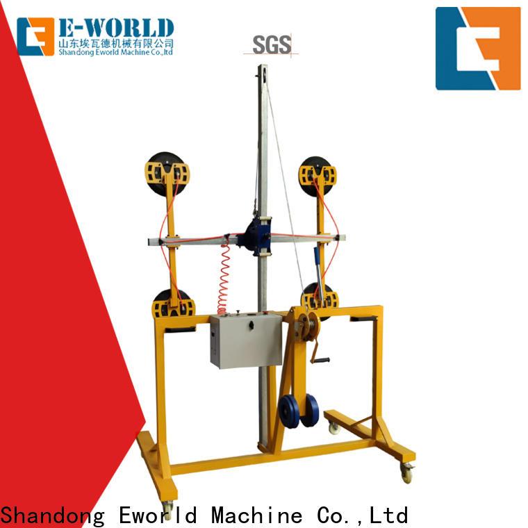 Eworld Machine hydraulic glass handling equipment for industry