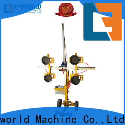 Eworld Machine bus cup suction lifter factory for industry