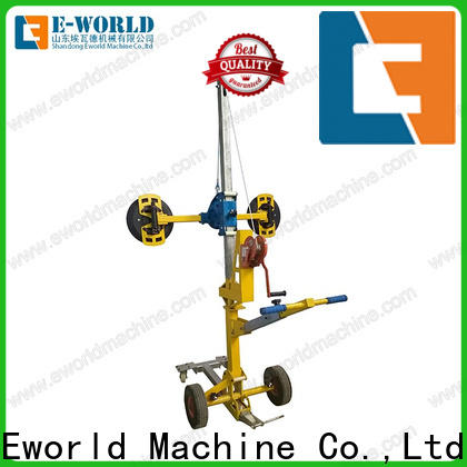 Eworld Machine standardized glass transport lifter for industry