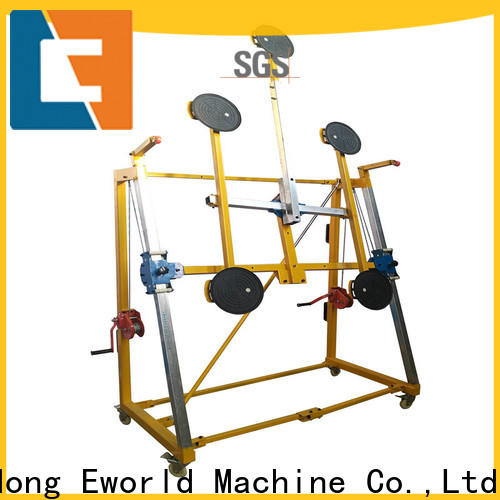 Eworld Machine outdoor suction cup lifting device for sale