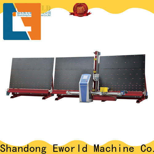fine workmanship vertical insulating glass machine insulating wholesaler for manufacturing