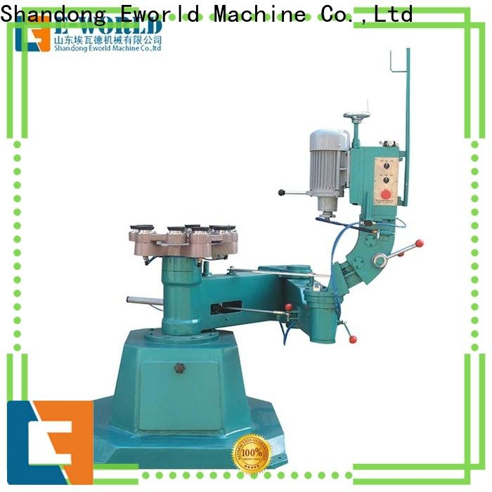 trade assurance glass polish hand machine round manufacturer for manufacturing