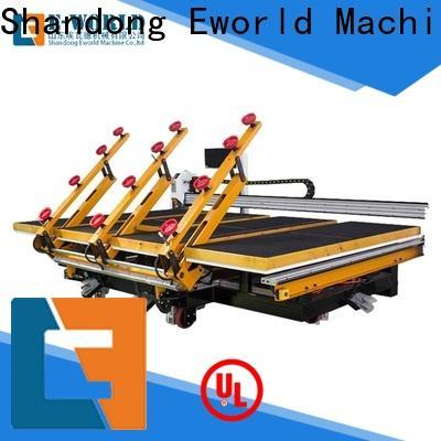 Eworld Machine reasonable structure glass cutting equipment exquisite craftsmanship for machine