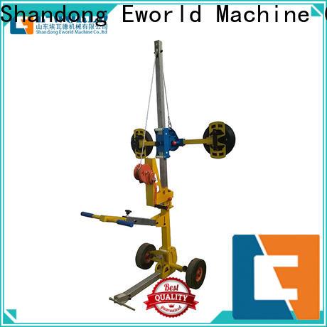 Eworld Machine equipment glass lifting machine factory for sale