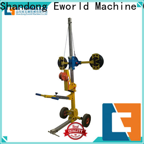 Eworld Machine equipment glass lifting machine factory for sale