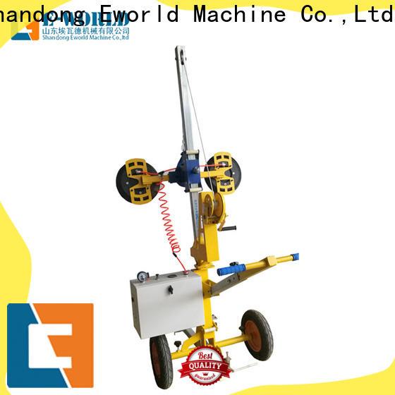 Eworld Machine heavy glass vacuum lifter price for sale