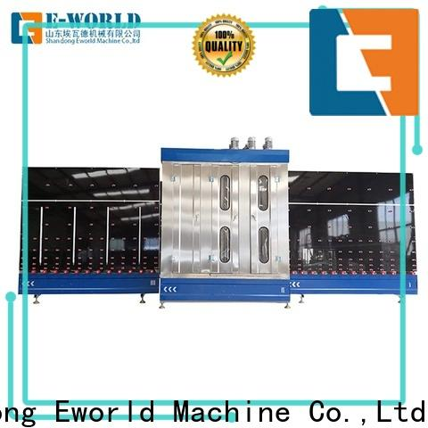 technological low-e glass washing machine machine factory for industry
