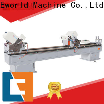 latest upvc machine manufacturers mullion factory for industrial production