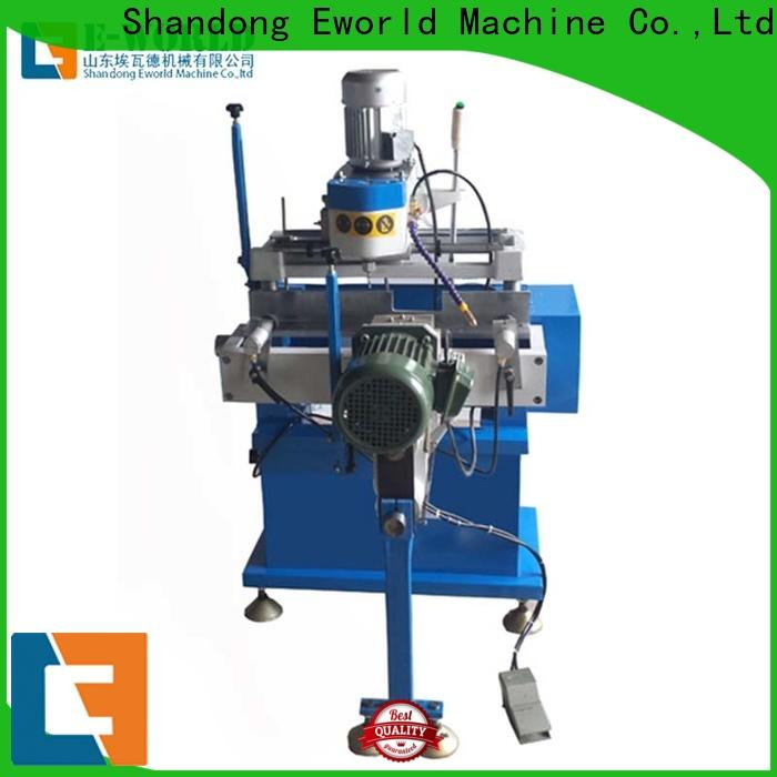 Eworld Machine simple upvc window manufacturing machines order now for manufacturing