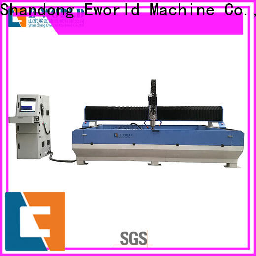 high reliability 4 axis cnc work center polishing exquisite craftsmanship for industry
