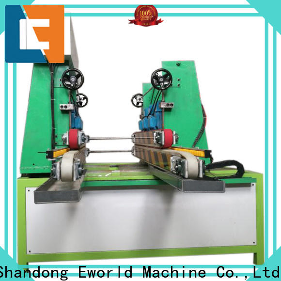 Eworld Machine trade assurance small glass beveling machine supplier for manufacturing