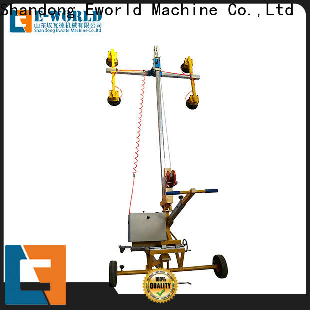 Eworld Machine standardized glass handling equipment terrific value for sale