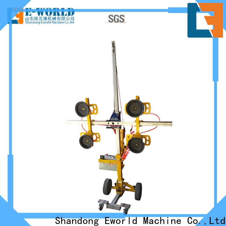 Eworld Machine portable glass  glass loading unloading lifter terrific value for distributor