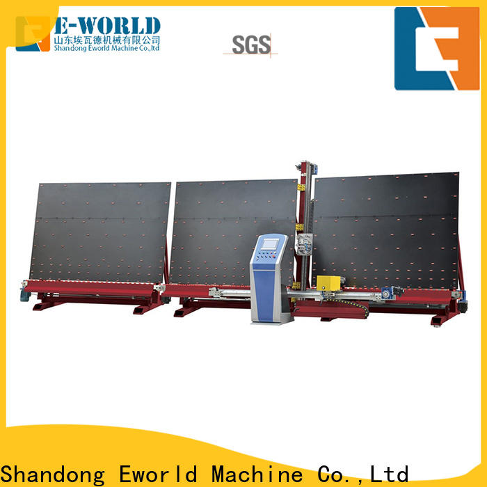 low moq automatic insulating glass machine glass wholesaler for commercial industry