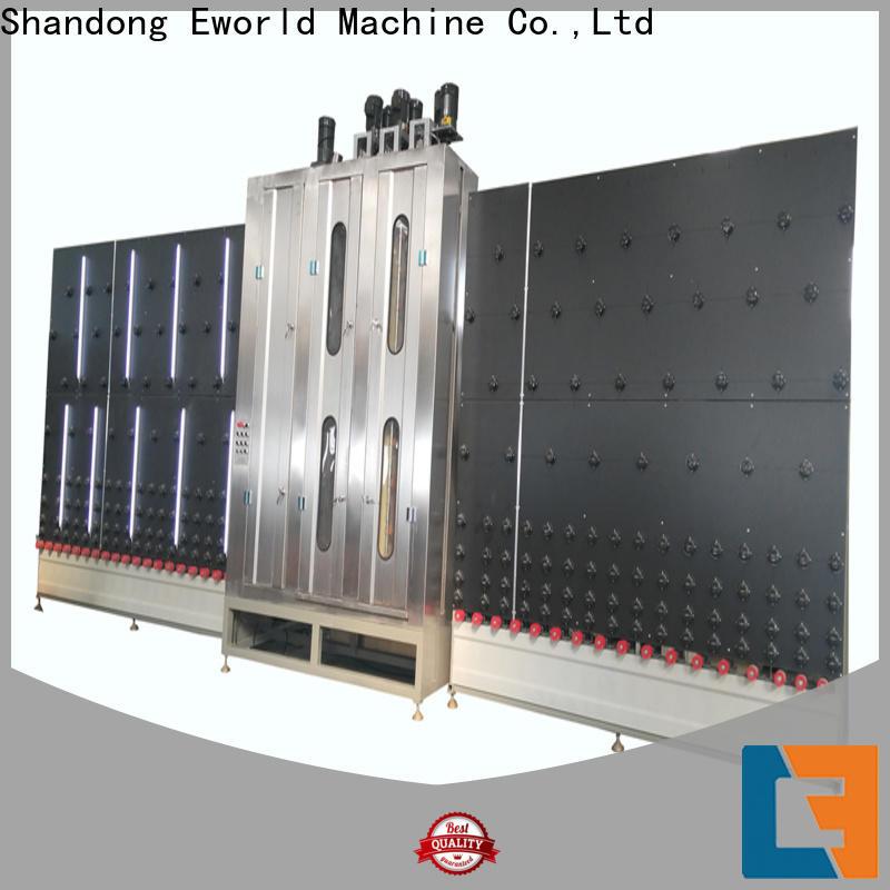 Eworld Machine trade assurance glass drying machine factory for manufacturing