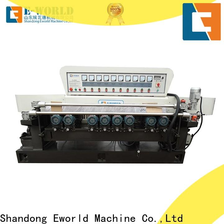 technological glass polish hand machine functional manufacturer for industrial production