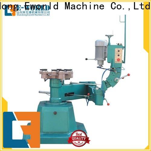 fine workmanship irregular glass shape grinding machine machine supplier for industrial production