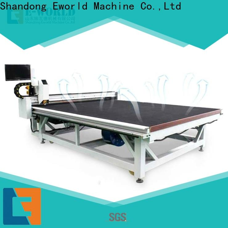 Eworld Machine automatic glass loading cutting table exquisite craftsmanship for machine