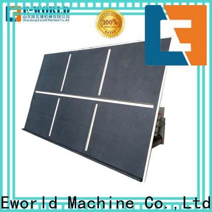Eworld Machine good safety glass cutting machine for sale exquisite craftsmanship for machine