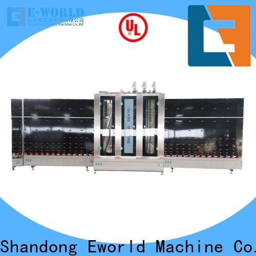 Eworld Machine glass insulating glass machine provider for industry