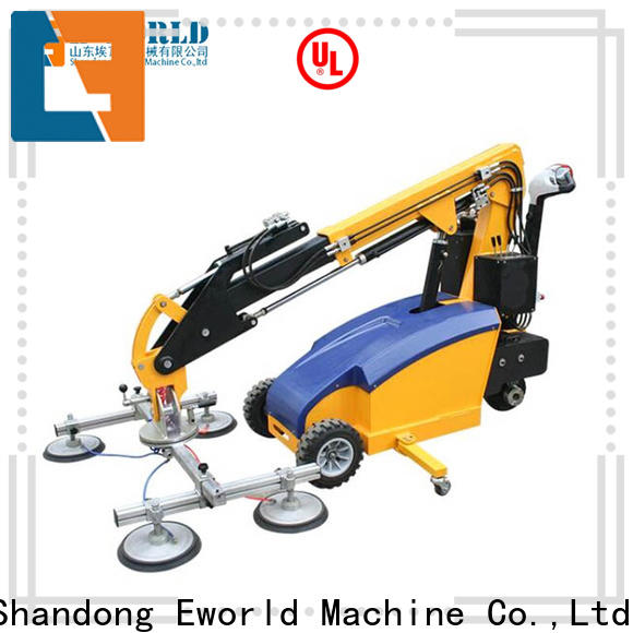 Eworld Machine drive glass vacuum handling lifter for industry
