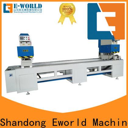 Eworld Machine machine UPVC window door machine order now for importer
