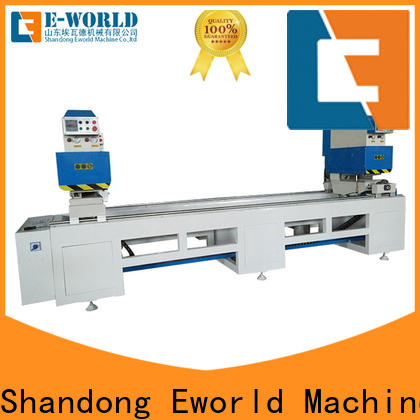Eworld Machine machine UPVC window door machine order now for importer