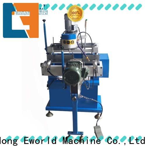 Eworld Machine new upvc welding machine order now for manufacturing