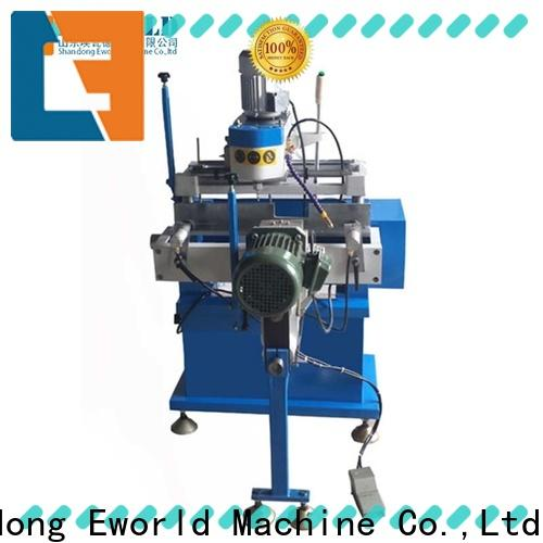 Eworld Machine new upvc welding machine order now for manufacturing