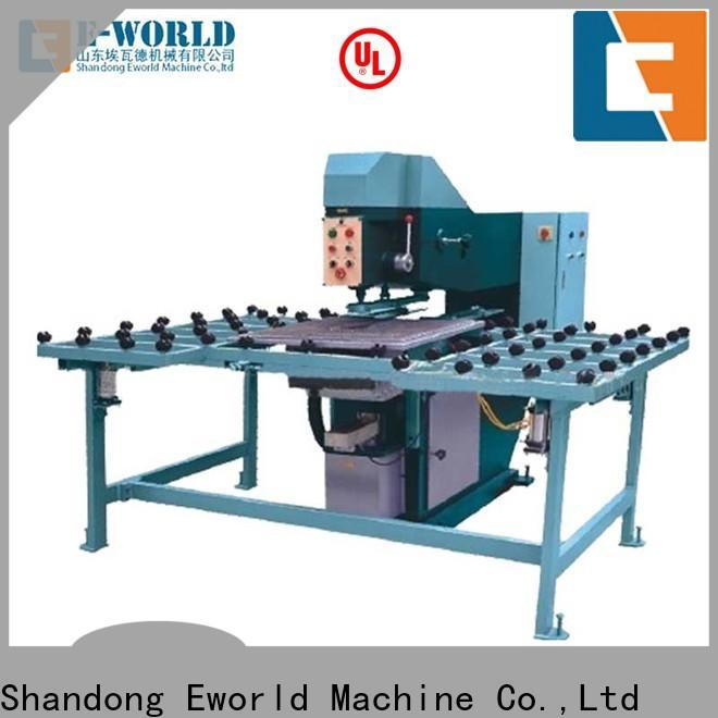 Eworld Machine inventive portable glass drilling machine supplier for manufacturing